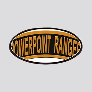 Powerpoint Ranger logo Patches